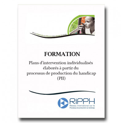 Formation Plan d'intervention individualisé (PII)