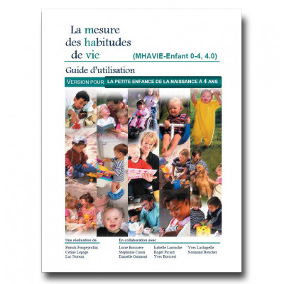 Children 0-4 years of age - Assessment Tool LIFE-H 4.0
