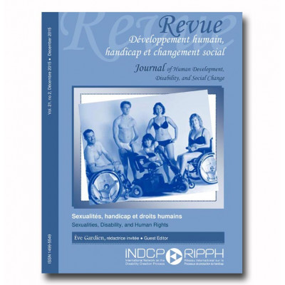 Journal - Sexualities, Disability, and Human Rights