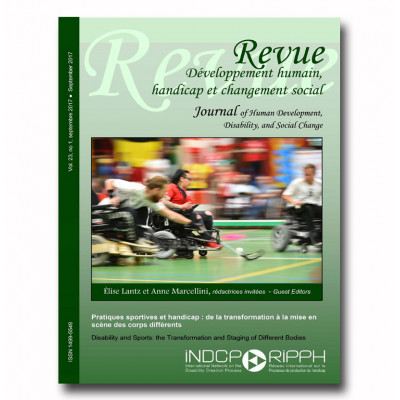 Journal - Disability and sports